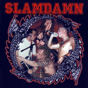 "Slamdamn ""Selfmade""Cover"